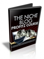 The Niche Blog Profitz Course Video with Master Resale Rights