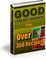 Good Carb Diet Overview eBook with Master Resale Rights