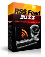 RSS Feed Buzz Software with private label rights