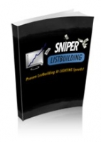 Sniper List Building Video with Master Resale Rights