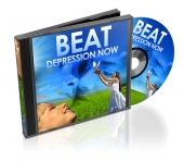 Beat Depression Now Video with private label rights