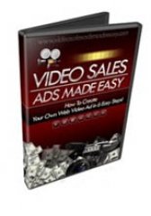 Video Sales Ads Made Easy - 2010 Video with Master Resale Rights