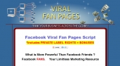 Viral Fan Pages Video with Resale Rights
