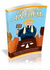 Authority Anthem eBook with Master Resale Rights