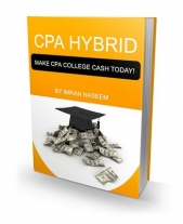 CPA Hybrid eBook with Private Label Rights