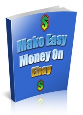 Make Easy Money On eBay eBook with Private Label Rights