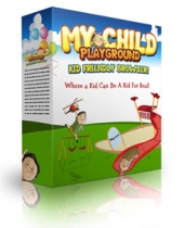 My Child Playground Software with Master Resale Rights