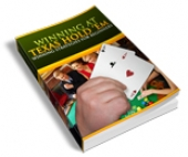 Winning At Texas Hold 'Em eBook with Private Label Rights