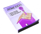 Energy Efficient Home Ideas - PLR eBook with private label rights