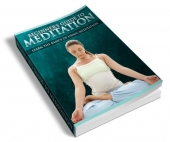 Beginners Guide To Meditation - PLR eBook with Private Label Rights