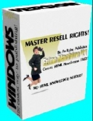 Ezine Machine V.1 Software with Master Resell Rights