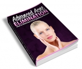 Advanced Acne Elimination - PLR eBook with Private Label Rights