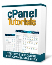 cPanel Tutorials eBook with Master Resale Rights