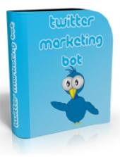 Twitter Marketing Bot Software with private label rights