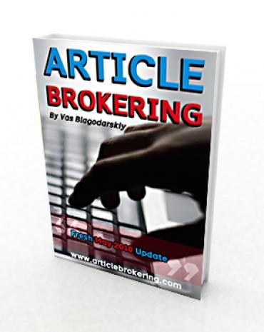 Article Brokering