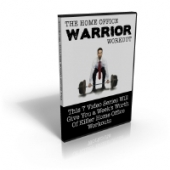 The Home Office Warrior Workout Video with Master Resale Rights