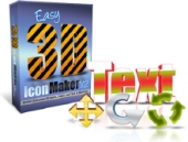 Easy Icon Maker 2 Software with Personal Use Rights
