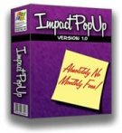 Impact PopUp Version 1.0 Software with Master Resell Rights