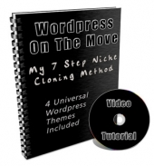Wordpress On The Move eBook with Resale Rights