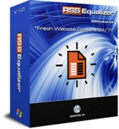 RSS Equalizer Software with private label rights