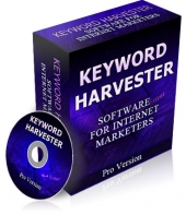 Keyword Harvester Software with Resale Rights