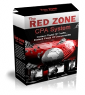The Red Zone CPA System Video with Master Resale Rights