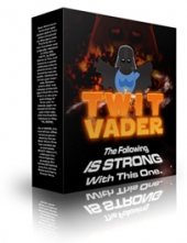 Twit Vader Software with Master Resale Rights