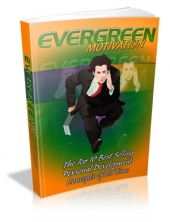 Evergreen Motivation eBook with private label rights