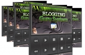 Blogging Guru System Video with Master Resale Rights