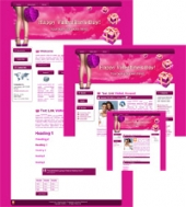 Hearts-N-Boxes - WP Theme Template with Master Resale Rights