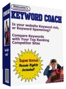 Keyword Coach Software with Resell Rights