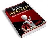 Email Profiteers eBook with Private Label Rights
