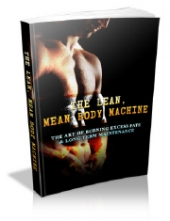 The Lean, Mean Body Machine eBook with private label rights