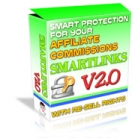 Affiliate Commissions Smart Links V2.0 Software with Master Resell Rights