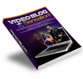 Video Blog Sensation! eBook with Private Label Rights