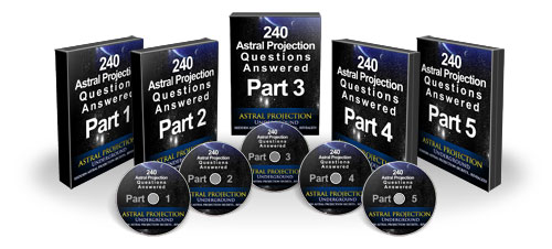 240 Astral Projection Questions Answered