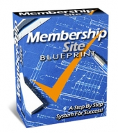Membership Site Blueprint Software with Resale Rights