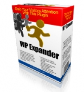 WP Expander Plugin Software with Personal Use Rights