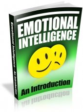Emotional Intelligence - An Introduction eBook with private label rights