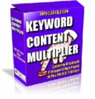 Keyword Content Multiplier Software with Master Resell Rights