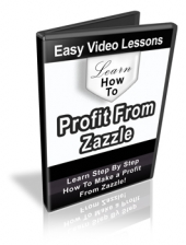 Learn How To Profit From Zazzle Video with Personal Use Rights