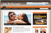 Save My Marriage Blog Template with Personal Use Rights
