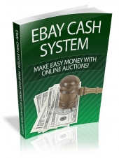eBay Cash System eBook with Resale Rights