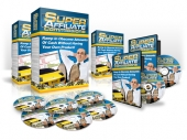 Super Affiliate Commissions Video with Master Resale Rights