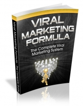 Viral Marketing Formula eBook with Resale Rights