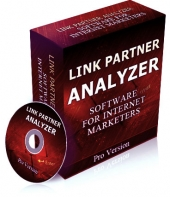 Link Partner Analyzer Software with Resale Rights