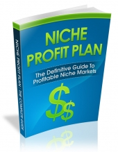 Niche Profit Plan eBook with Resale Rights