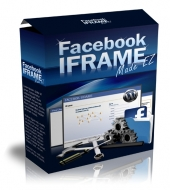 Facebook iFrame Made EZ Software with Master Resale Rights