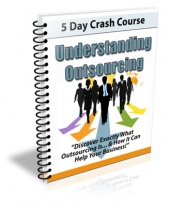 Understanding Outsourcing eBook with Private Label Rights