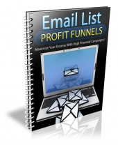 Email List Profit Funnels eBook with Resale Rights